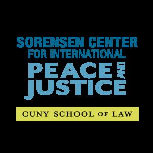 Sorensen Center CUNY School of Law Logo