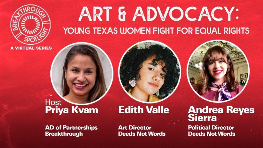 BIPOC Women on Art & Advocacy