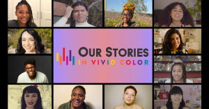 Our Stories In Vivid Color, BIPOC Youth