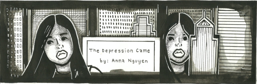 Anna Nguyen By & For Comic