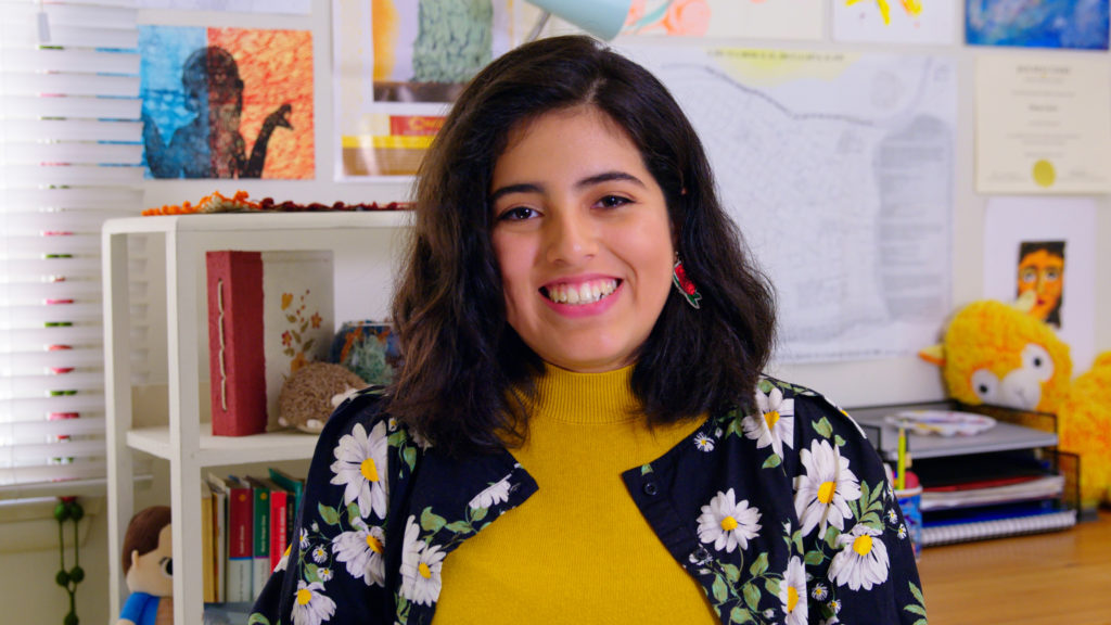 Artist Diana Castro