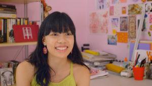 Filipina-American Artist: Eutalia De la Paz